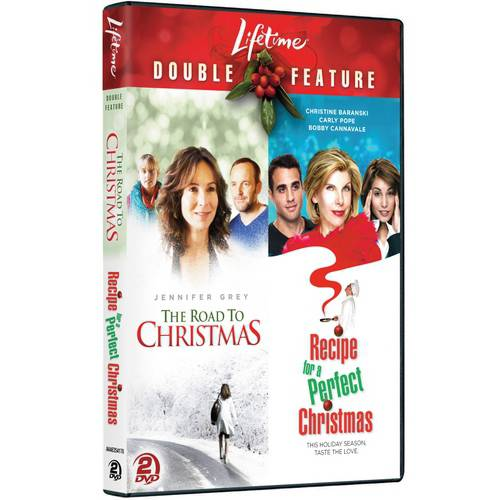 Lifetime: Holiday 2-Pack, Volume 2 - The Road To Christmas / Recipe For A Perfect Christmas (Full Frame)