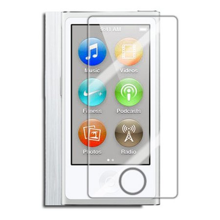 Skinomi Brushed Aluminum Full Body Cover Screen Protector For Apple Ipod Nano 7