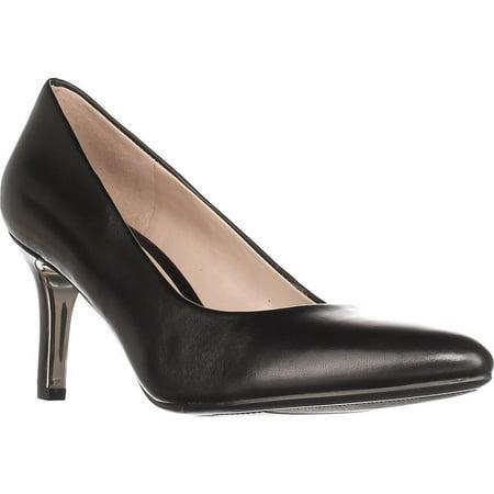 Womens naturalizer Natalie Classic Pumps, Black Leather