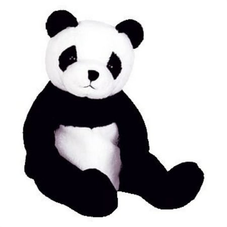ty beanie baby - mandy the panda bear