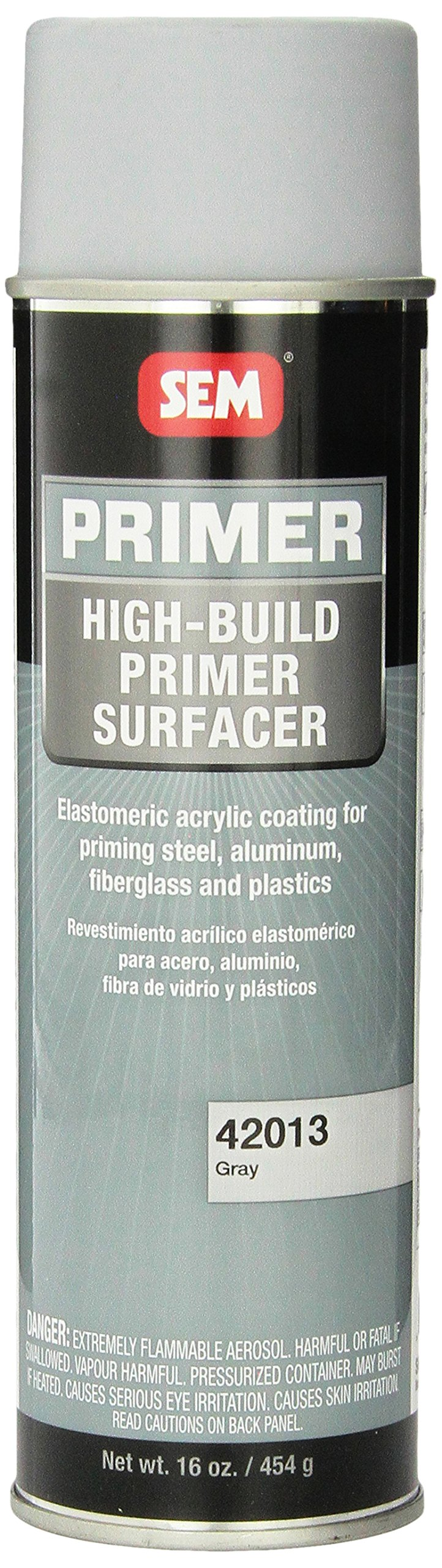 Sem Paints SEM42013 Highbuild Primer Surfacer Gray Walmartcom