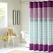 Home Essence Apartment Bailey Shower Curtain
