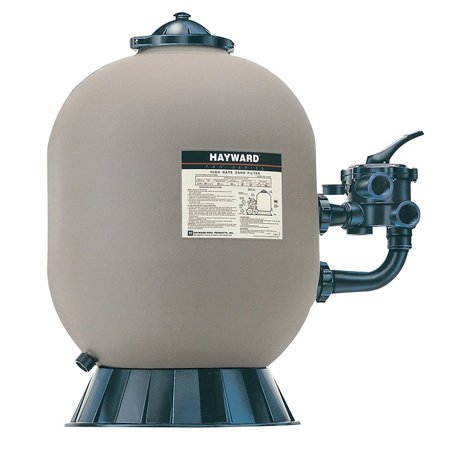 Hayward Pro Series High Rate Sand Filter - Hayward Pro Series S310S 30 Inch Side Mount 50 PSI High Rate Sand Filter