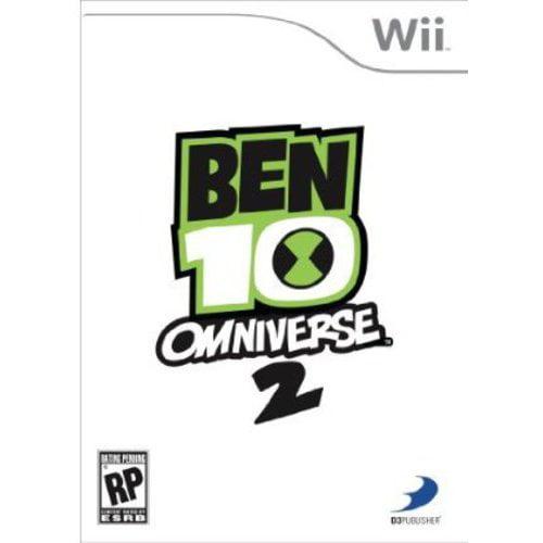 Ben 10: Omniverse 2 (Wii)