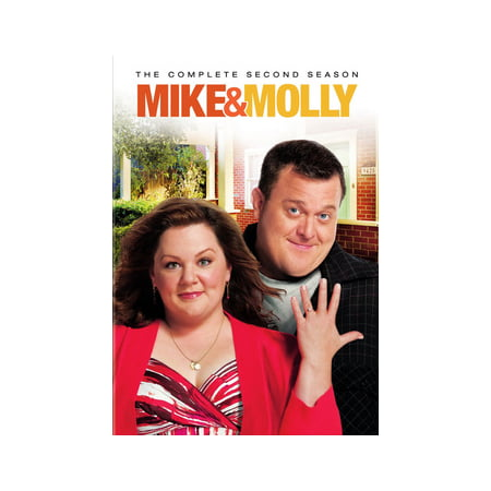 MIKE & MOLLY-COMPLETE 2ND SEASON (DVD/3 DISC/FF-16X9/VIVA)