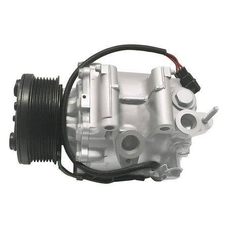 RYC Remanufactured AC Compressor and A/C Clutch IG555 Fits 2006, 2007, 2008, 2009, 2010, 2011 Honda Civic 1.8L