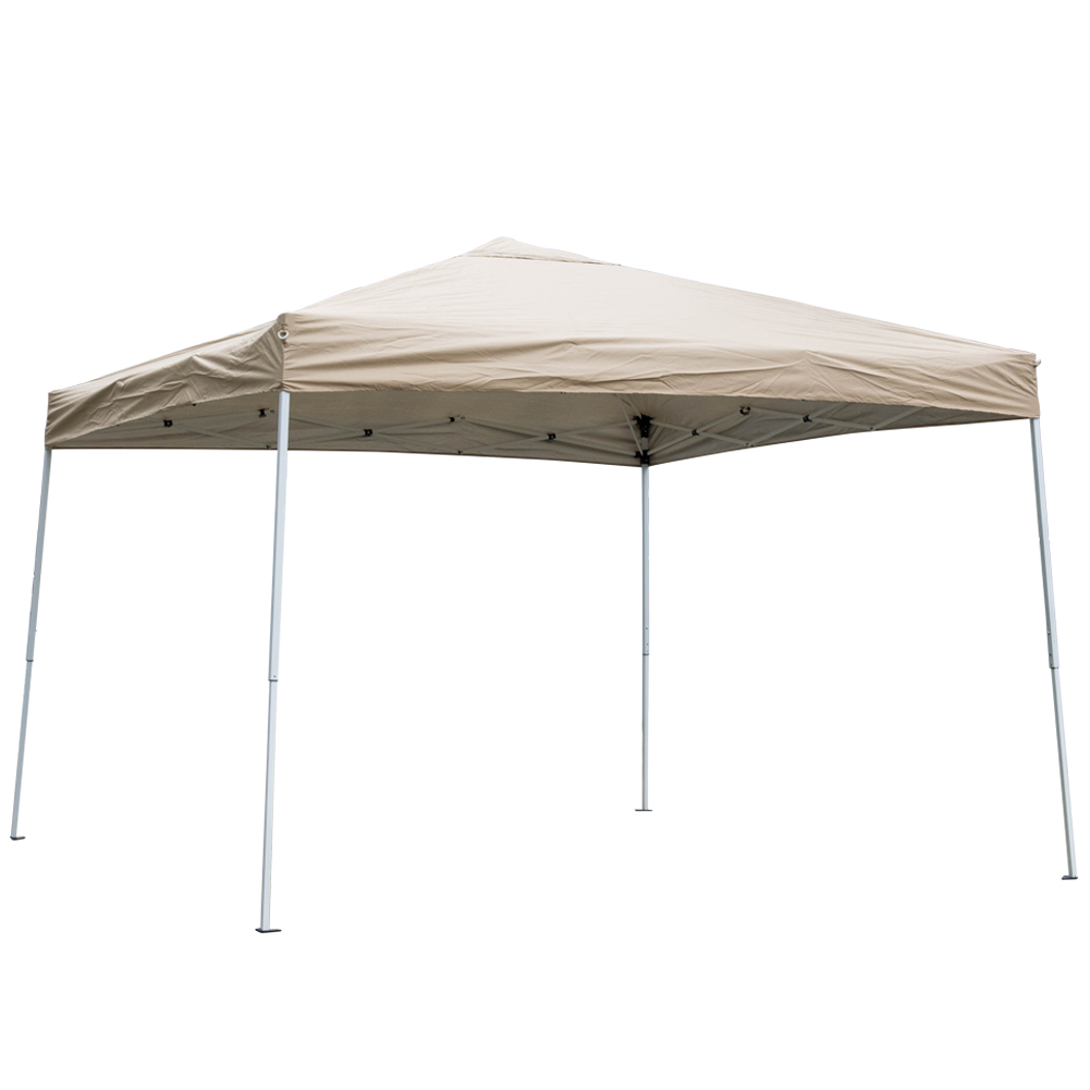 Sundale Outdoor 10 X 10 FT Portable Canopy Tent Set With Roller Bag