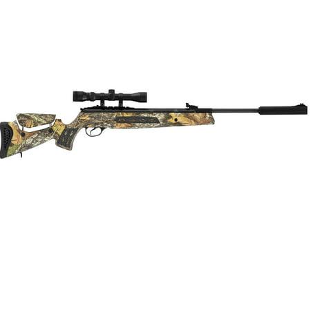 Hatsan Mod 125 Spring Sniper Combo .25 Cal Air Rifle