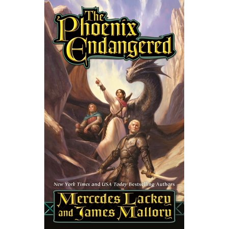 The Phoenix Endangered : Book Two of The Enduring - Endangered Book