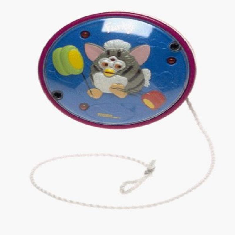 Furby Yo-Yo: Wolf 1 by