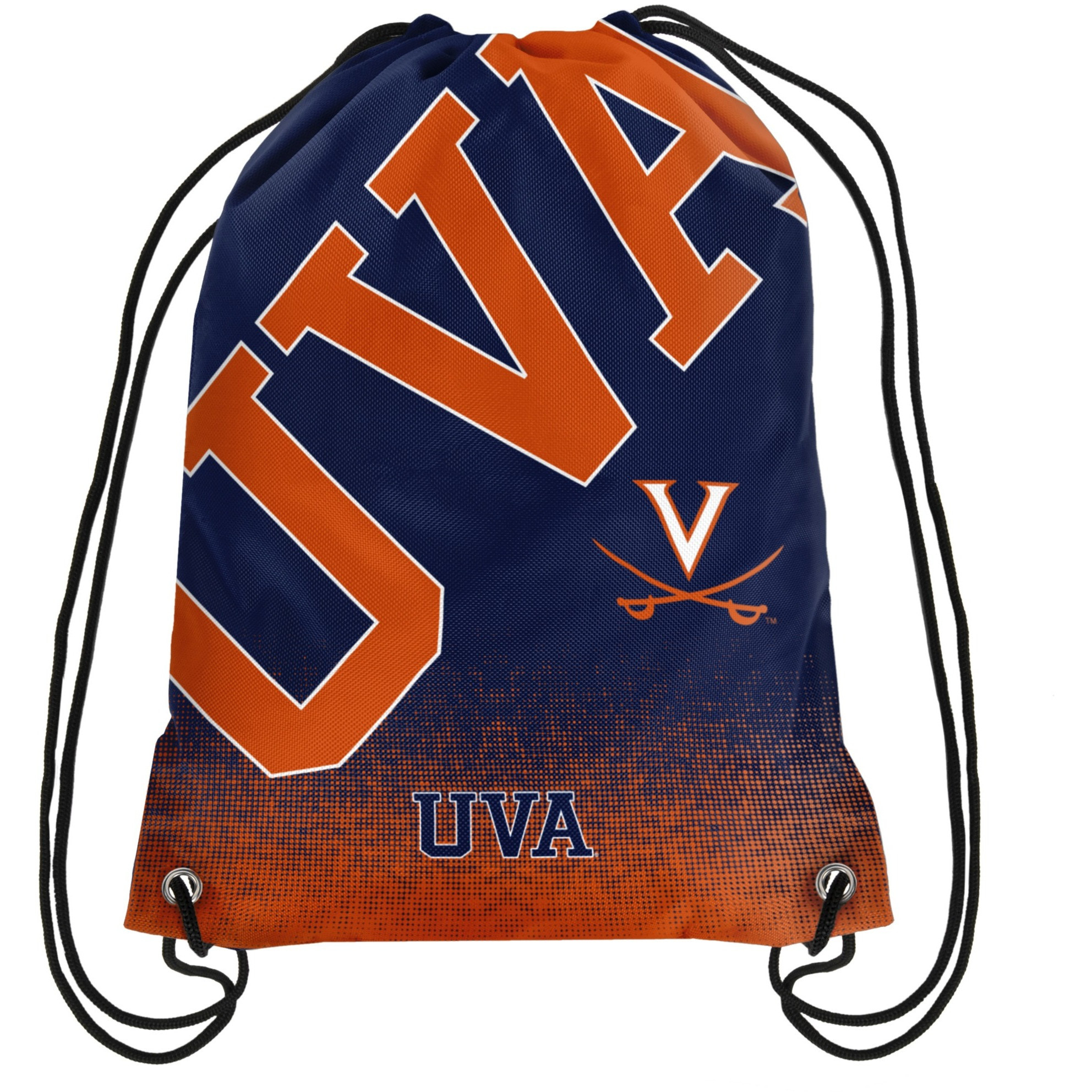Virginia Cavaliers NCAA Gradient Drawstring Backpack