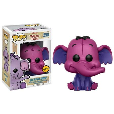 Winnie the Pooh Funko POP! Disney Heffalump Vinyl Figure [Chase Dark Purple] (Winnie The Pooh Halloween Heffalump)