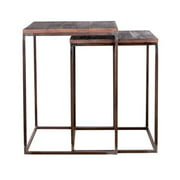 Wildon Home  Charleston 2 Piece Nesting Tables