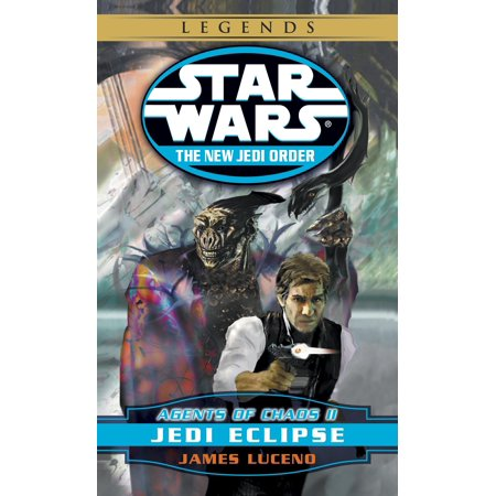 Jedi Eclipse: Star Wars Legends (The New Jedi Order: Agents of Chaos, Book - Star Wars New Order
