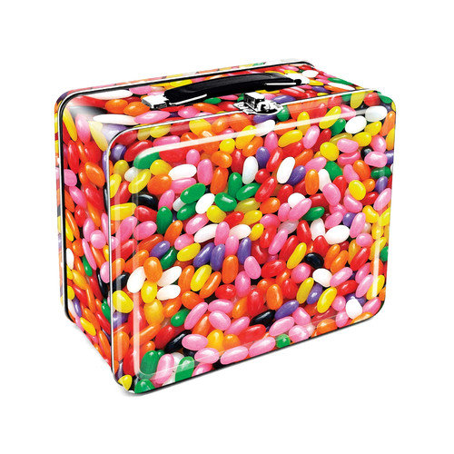 NMR Distribution Jelly Beans Lunch Box