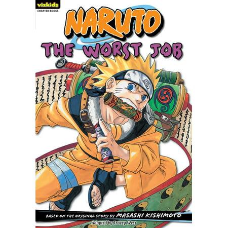 Naruto: Chapter Book, Vol. 3 - Naruto Kid
