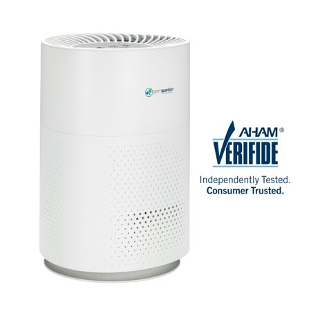 GermGuardian® AC4200W Allergen and Odor Reducing Air Purifying System for Homes, Small, Medium Rooms, Allergies, Smoke, Dust, Dander, Pollen & Odors | 3-Yr Warranty | Germ Guardian |