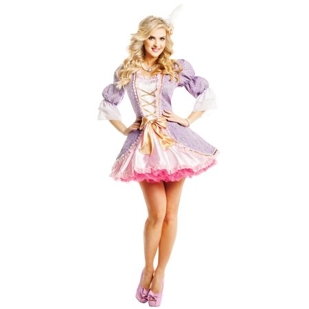 French Beauty Adult Costume](French Costume)