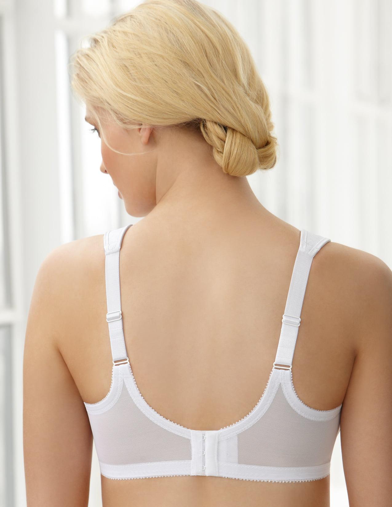 18c78d08d0 Glamorise - Womens Plus MagicLift Seamless T-Shirt Bra