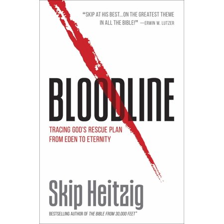 Bloodline : Tracing the Scarlet Thread of Redemption from Genesis to