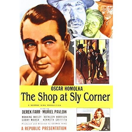 The Shop at Sly Corner (DVD) ()