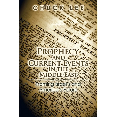 Prophecy and Current Events in the Middle East - eBook - Halloween Current Events