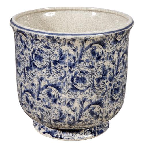 Winward Designs Cache Round Pot Planter