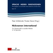 Nicknamen international - eBook