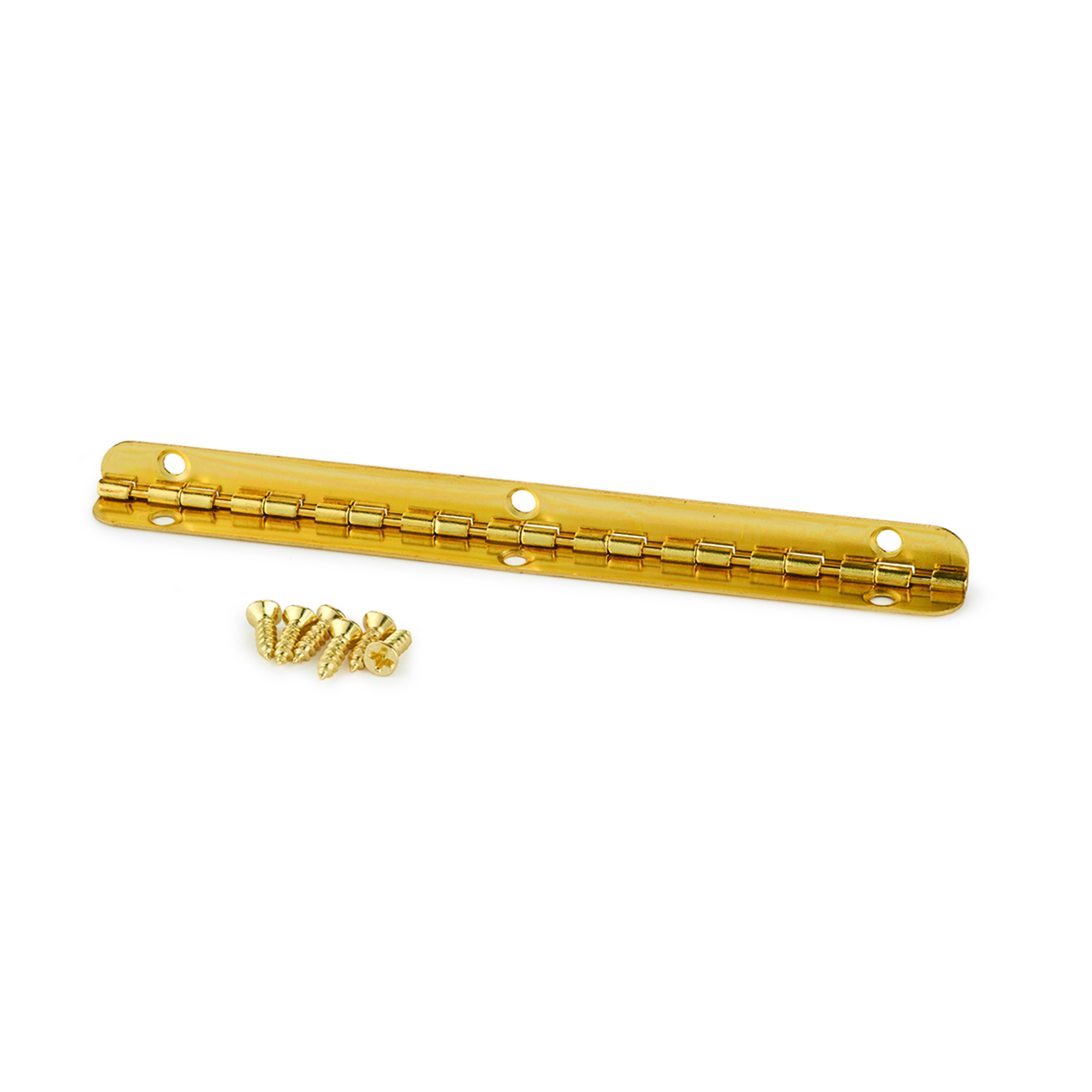 Small Piano Hinge Brass Plated 96mm X 7mm Walmart Com