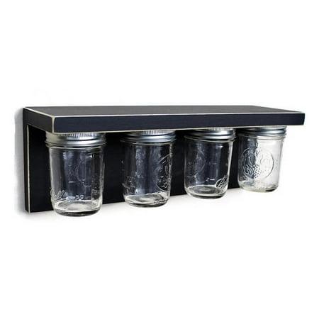 Shelf with Storage Tray ()