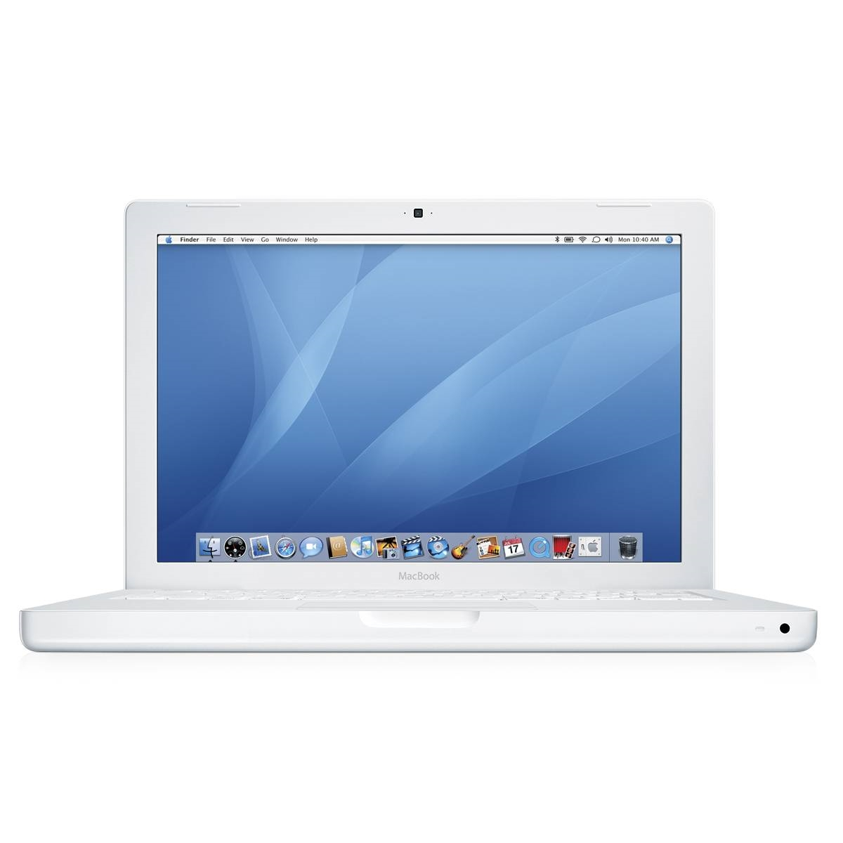 "Apple MacBook 13.3"" 2.16GHz Intel Core 1GB Memory 120GB H..."