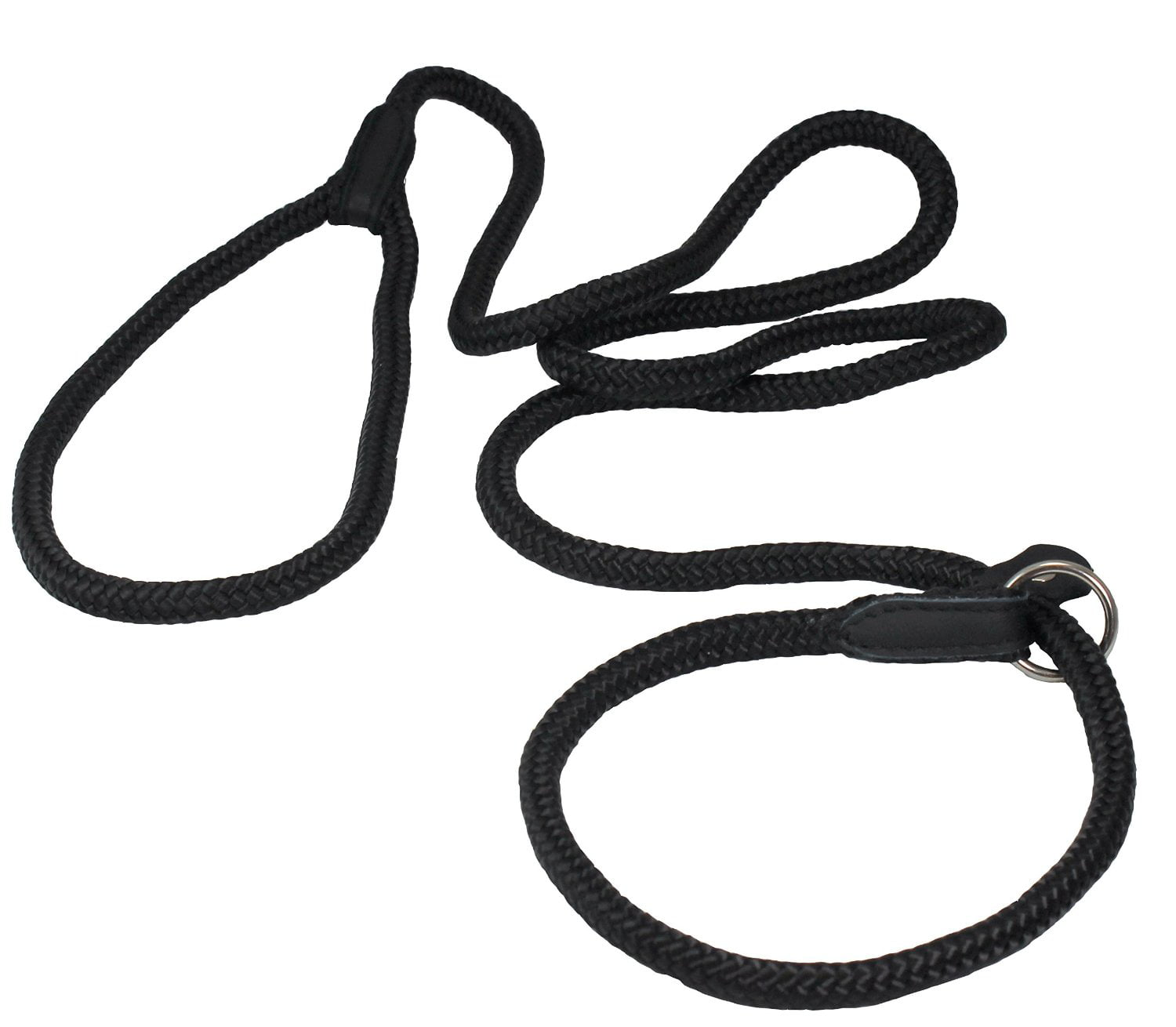 Dogs My Love Nylon Rope Slip Dog Lead Adjustable Collar And Leash