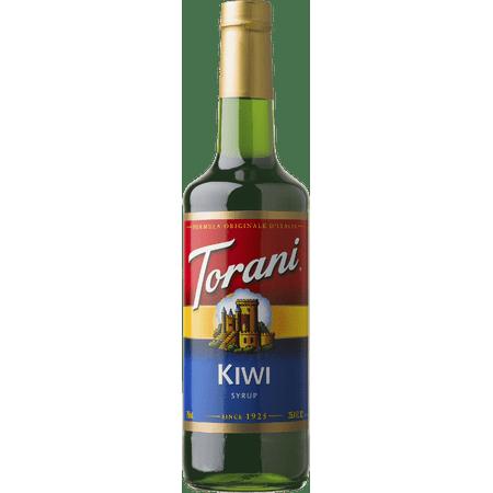 Torani Kiwi Syrup 750ml - Kiwi Syrup
