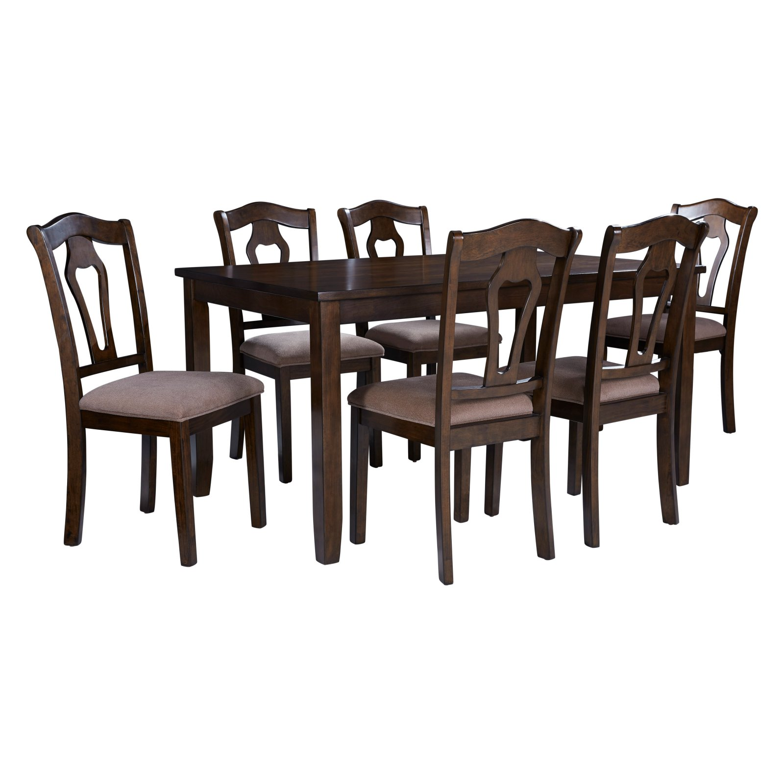 Standard Furniture Grandville 7-Piece Traditional Dining Table Set