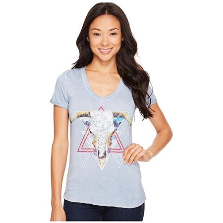 Rock and Roll Cowgirl Women's Short Sleeve Tee SZ: XS](Womens Cowgirl Outfit)