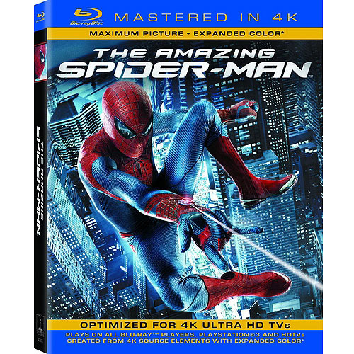 The Amazing Spider-Man (Blu-ray) (Widescreen)