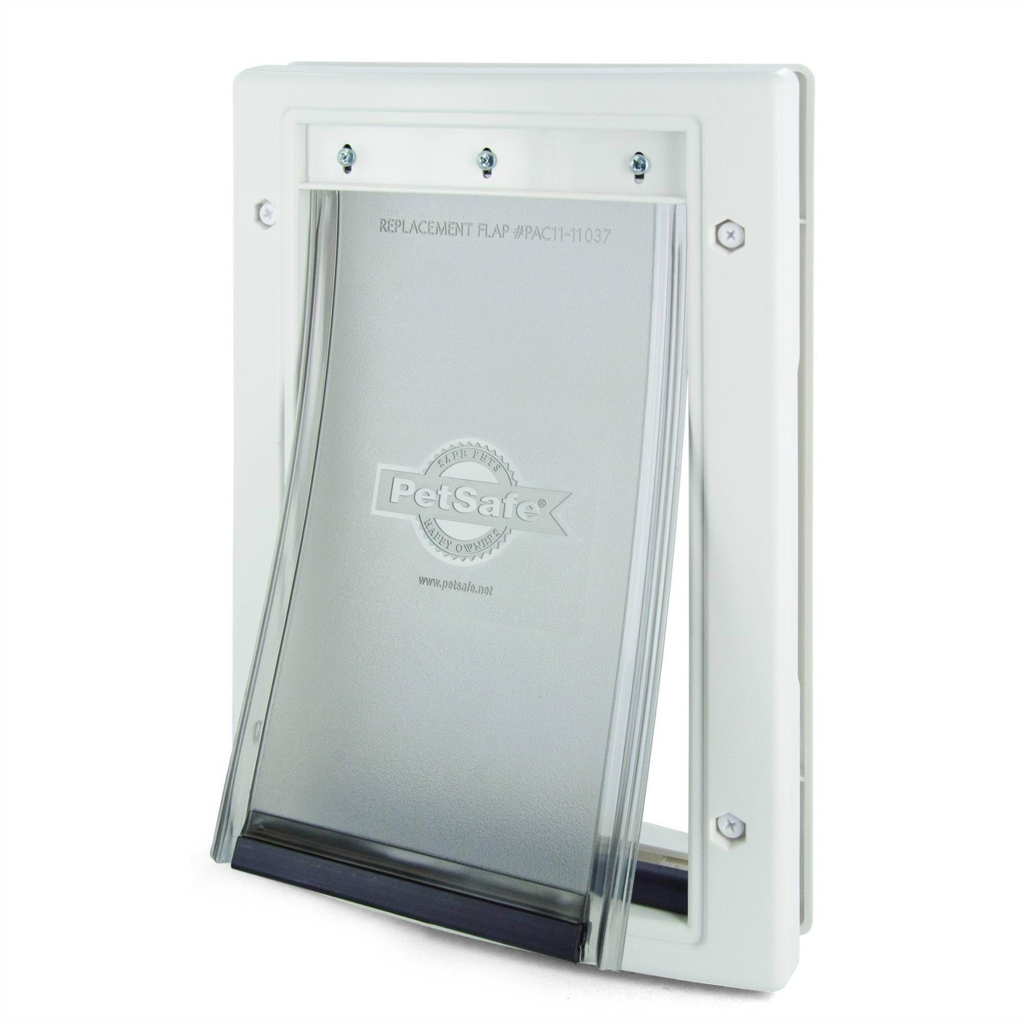 flap original staywell itm pet dog door doors cat plastic way safe entrance petsafe small silver