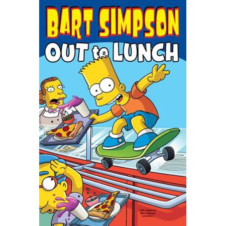 Bart Simpson: Out to Lunch - Bart Simpson As A Baby