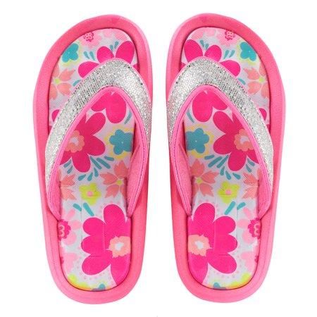 16 Girls By Print 4 Floral Sport Sandals Capelli Elli RA3jq54L