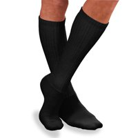 0f55596cb Product Image Jobst Sensifoot 8-15 mmHg Knee High X-Large Black