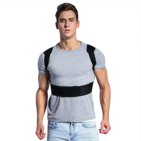 Severed Spine (Tbest Upper Back Shoulder Spine Support Belt Posture Correction For Men Women, Support Belt, Posture Correction Support)