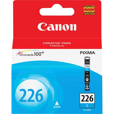 Canon 4547B001 CLI-226 Ink Tank-Cyan (920 Cyan Officejet Ink)