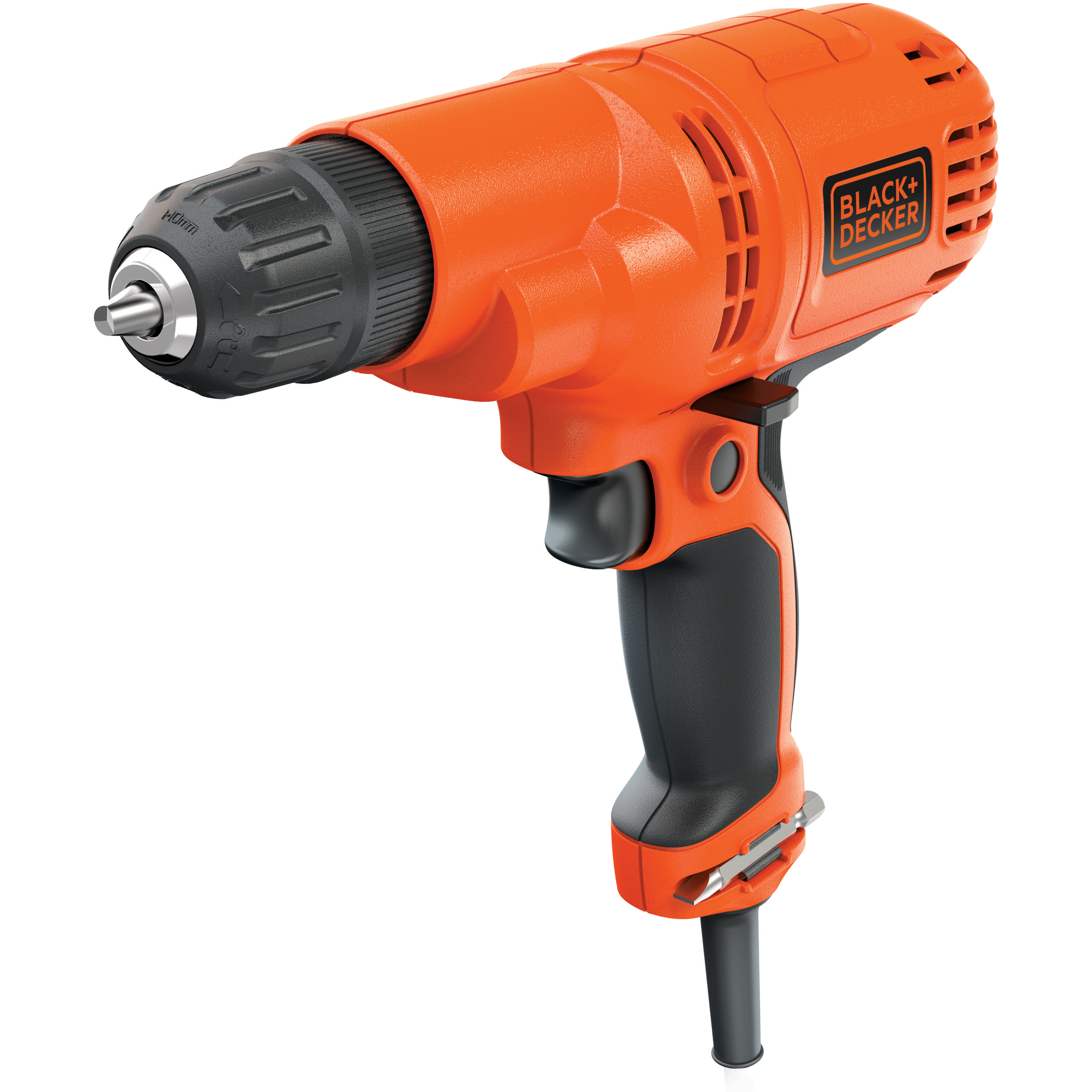 "Black & Decker DR260VA 5.2AMP 3 8"" Corded Drill with 10 Bonus Drill Bits by Stanley Black & Decker"