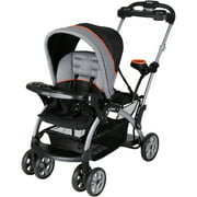 Baby Trend Sit 'N Stand Ultra Double Stroller, Millennium Orange