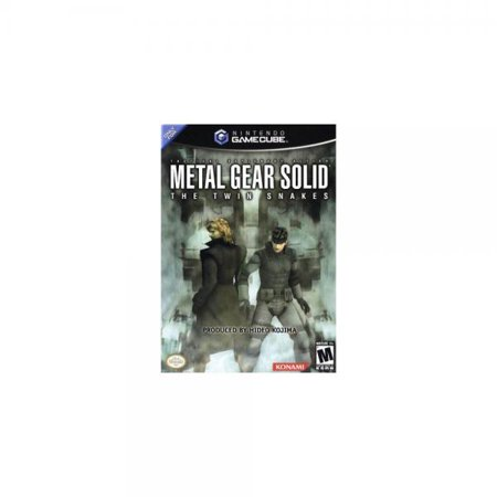 Konami Metal Gear Solid: The Twin Snakes ()