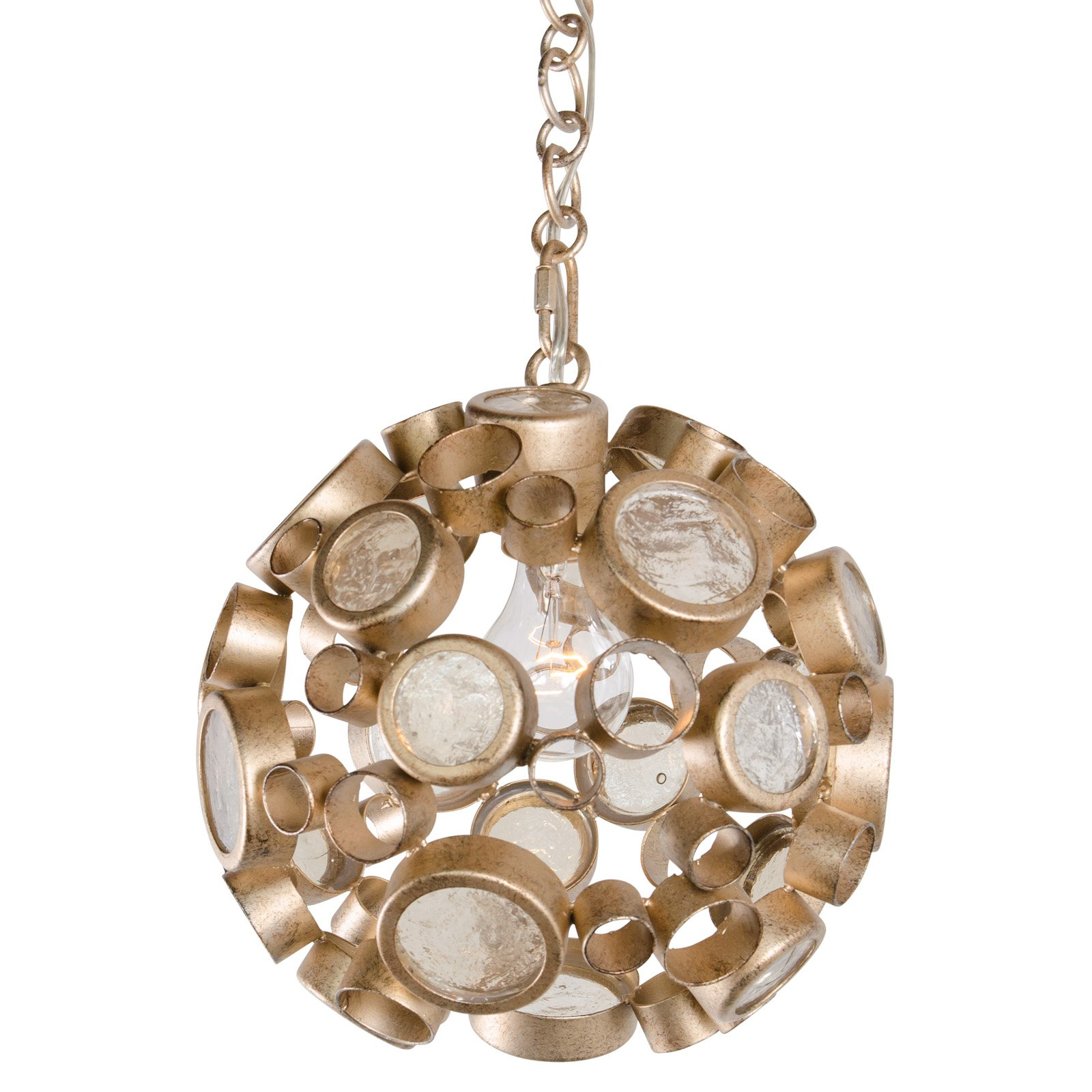 Varaluz Fascination 265P01 1 Light Pendant