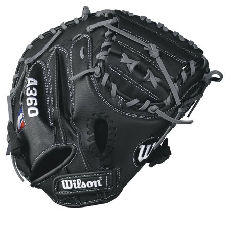 "Wilson 32.5"" A360 Series Baseball Catchers Mitt, Left Hand Throw"