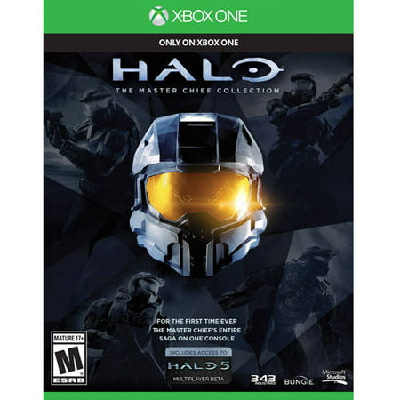 Halo Master Chief (Microsoft Halo: The Master Chief Collection(Xbox One) -)