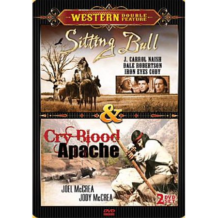 Sitting Bull / Cry Blood Apache (DVD)
