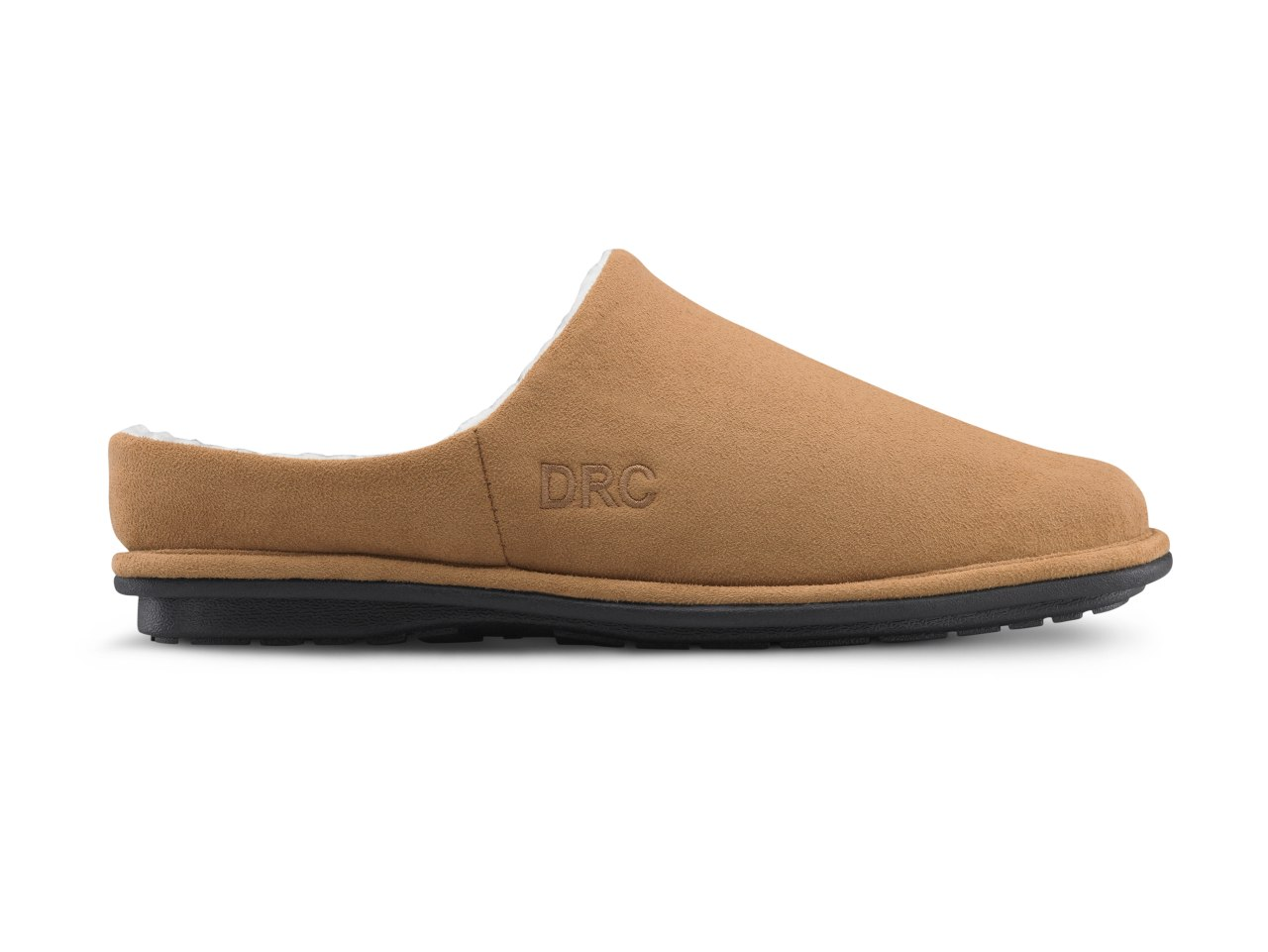 Dr. Comfort Easy Men's Slippers - Camel